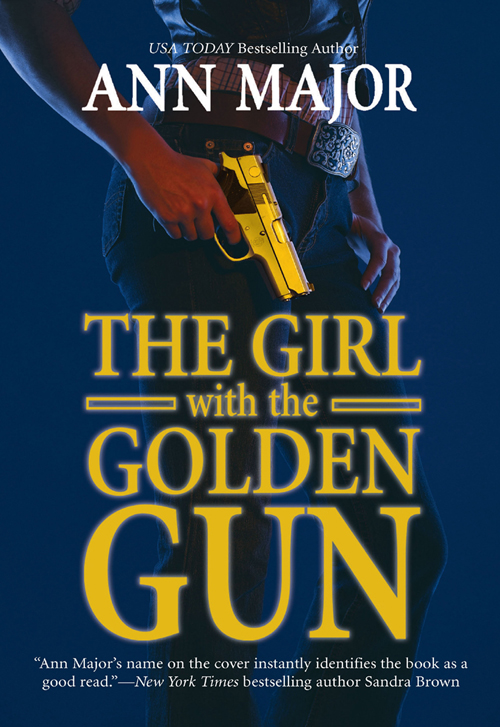 Ann Major The Girl with the Golden Gun ann major her pregnancy secret
