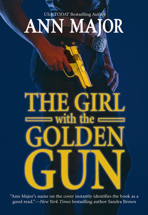 Ann Major The Girl with the Golden Gun ann major cowboy at midnight