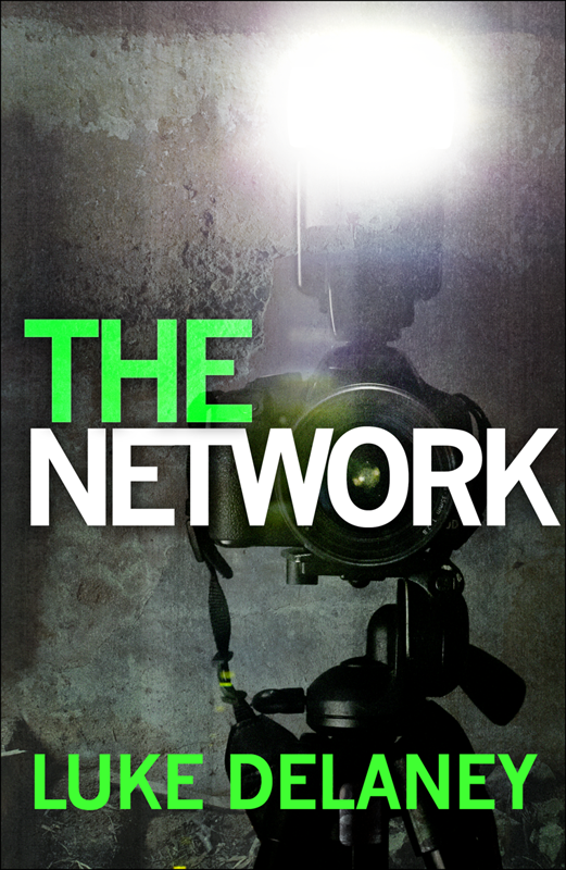 Luke Delaney The Network: A DI Sean Corrigan short story luke short silver rock