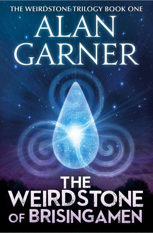 Alan Garner The Weirdstone of Brisingamen alan garner red shift
