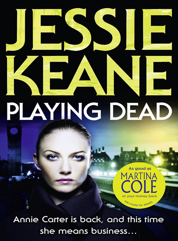 Jessie Keane Playing Dead