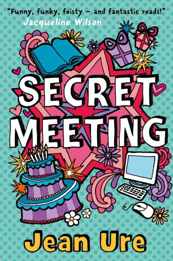 Jean Ure Secret Meeting jean ure jelly baby