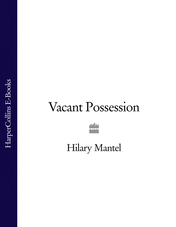 Hilary Mantel Vacant Possession кпб rs 219