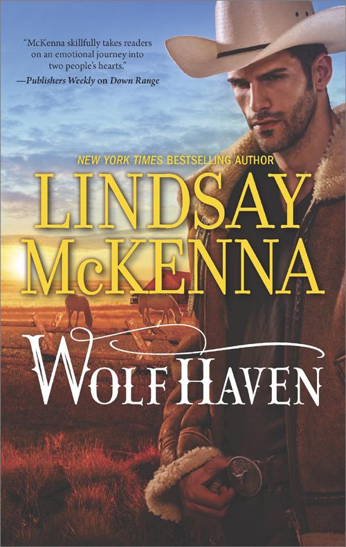 Lindsay McKenna Wolf Haven цена и фото