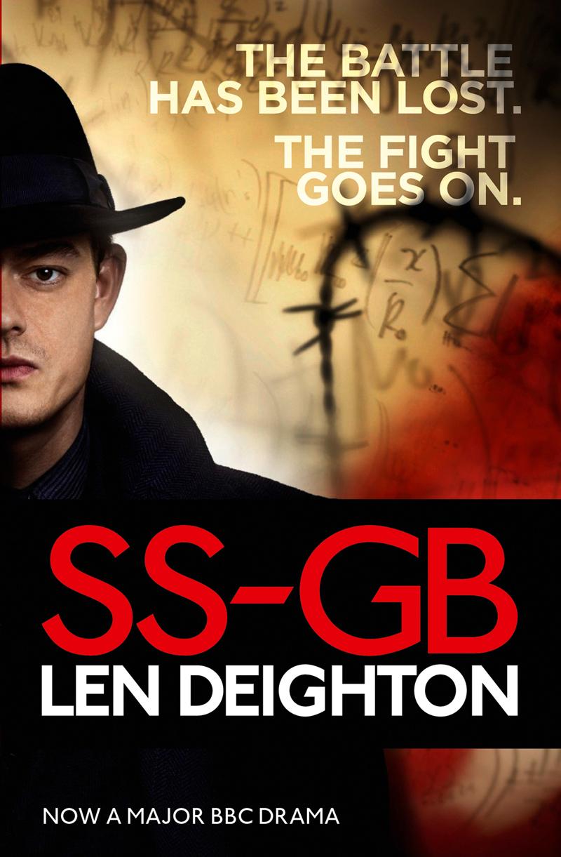 Len Deighton SS-GB len deighton ss gb