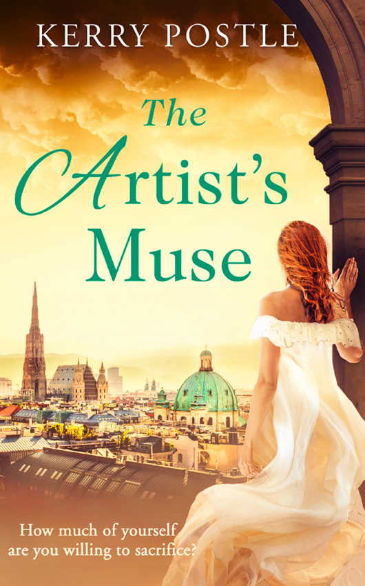 Kerry Postle The Artist's Muse the magazine artist the artist's watercolour problem solver