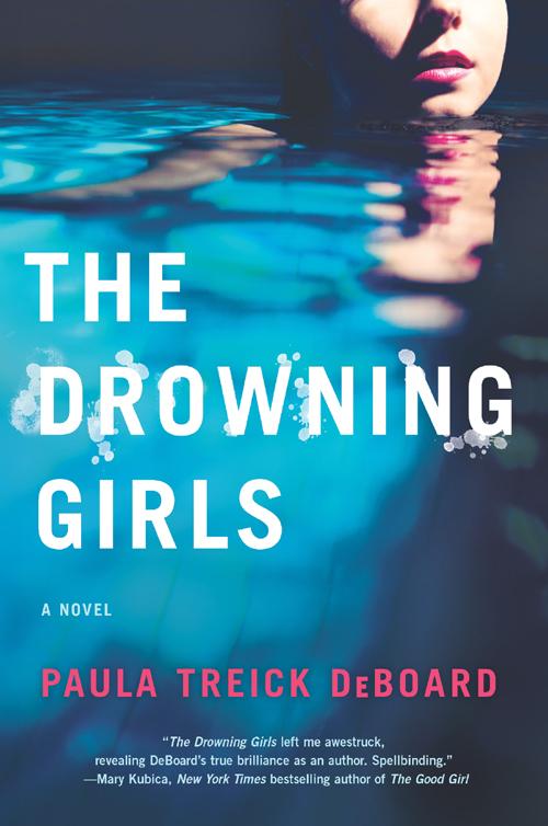 Paula DeBoard Treick The Drowning Girls the drowning man