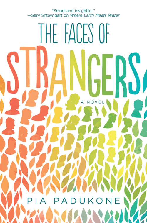 Pia Padukone The Faces Of Strangers the strangers volume 4