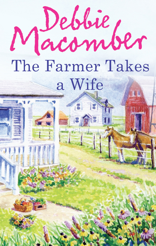 Debbie Macomber The Farmer Takes a Wife debbie macomber thursdays at eight