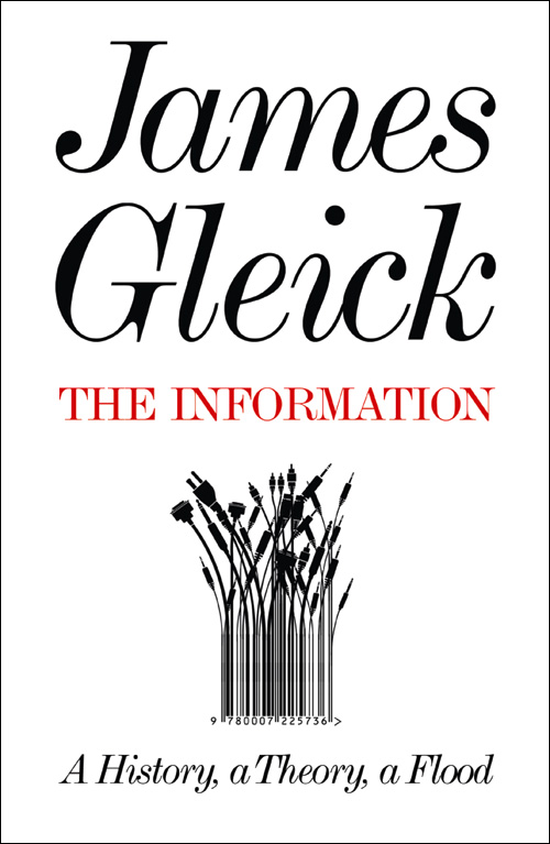 купить James Gleick The Information: A History, a Theory, a Flood