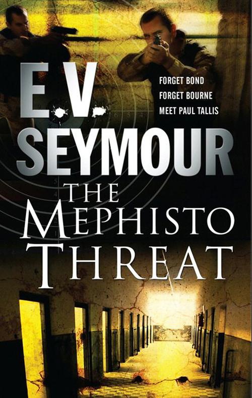 E.V. Seymour The Mephisto Threat the mephisto club