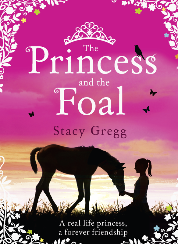 Stacy Gregg The Princess and the Foal the princess and the goblin the princess and curdie