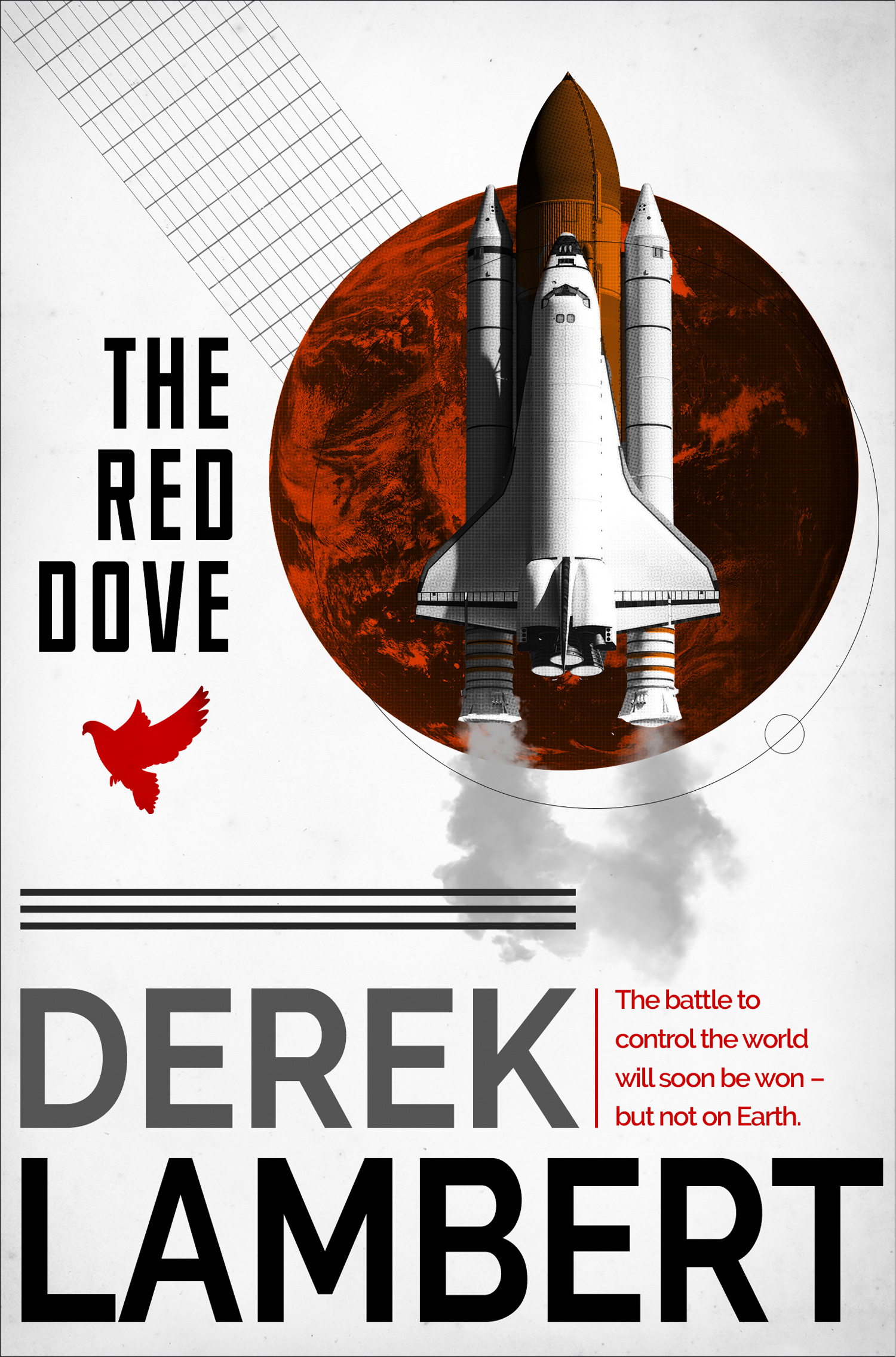 Derek Lambert The Red Dove derek lambert the judas code