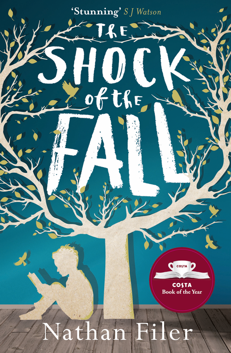 Nathan Filer The Shock of the Fall o brien the review of contemporary fiction fall 2009