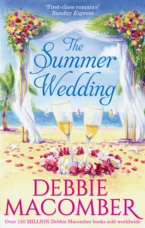 Debbie Macomber The Summer Wedding: Groom Wanted / The Man You'll Marry вечернее платье according to the love yzllf558 2015