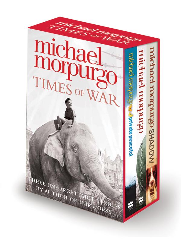 Michael Morpurgo Times of War Collection цена