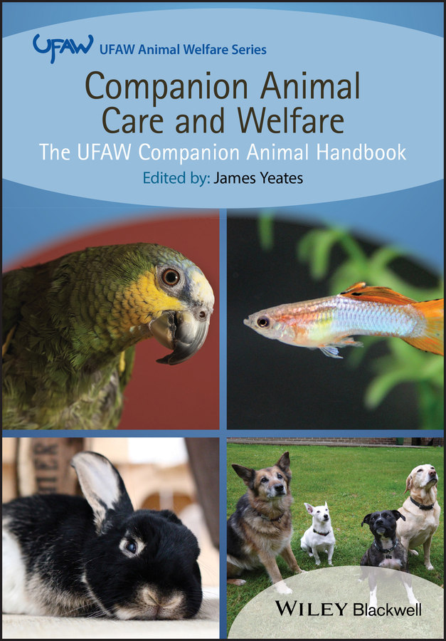 цены на James Yeates Companion Animal Care and Welfare. The UFAW Companion Animal Handbook  в интернет-магазинах