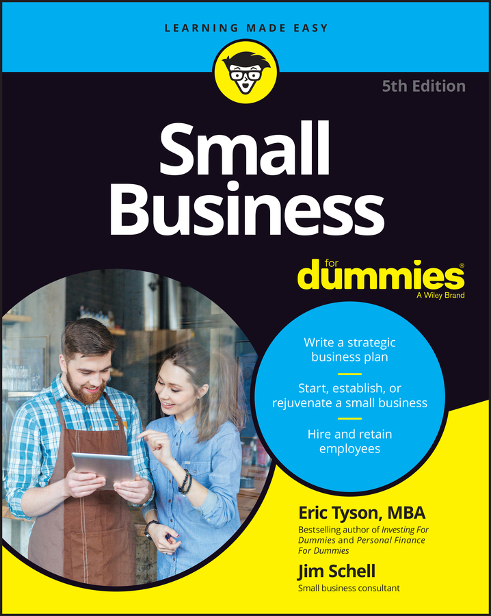 цена Eric Tyson Small Business For Dummies онлайн в 2017 году