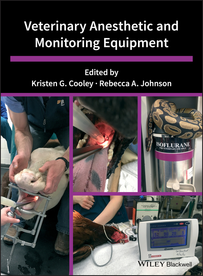 Rebecca Johnson A. Veterinary Anesthetic and Monitoring Equipment недорого