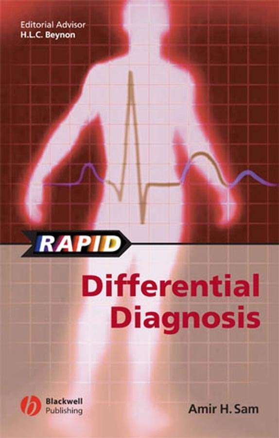 Huw Beynon Rapid Differential Diagnosis fletcher alan abc of emergency differential diagnosis