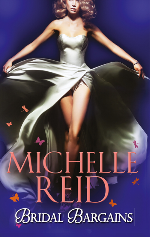 Michelle Reid Bridal Bargains The Tycoon's Bride  The Purchased Wife  The Price Of A Bride