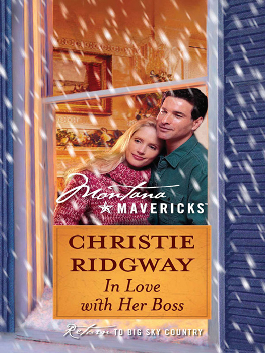 Christie Ridgway In Love with Her Boss christie ridgway bachelor boss
