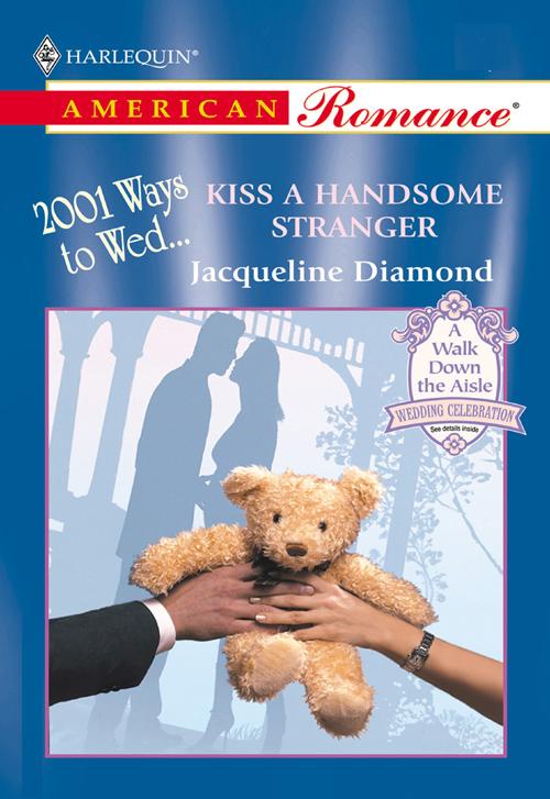 Jacqueline Diamond Kiss A Handsome Stranger a stranger in mirror