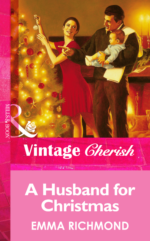 Emma Richmond A Husband For Christmas
