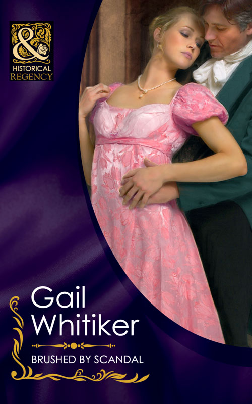 Gail Whitiker Brushed By Scandal цена и фото