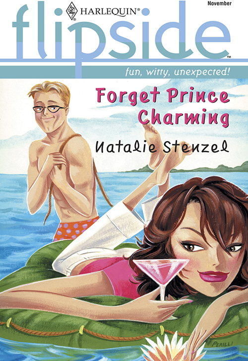 Natalie Stenzel Forget Prince Charming matchmaking the nerd