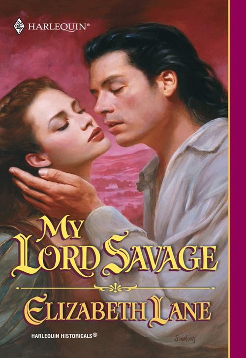 Elizabeth Lane My Lord Savage недорго, оригинальная цена