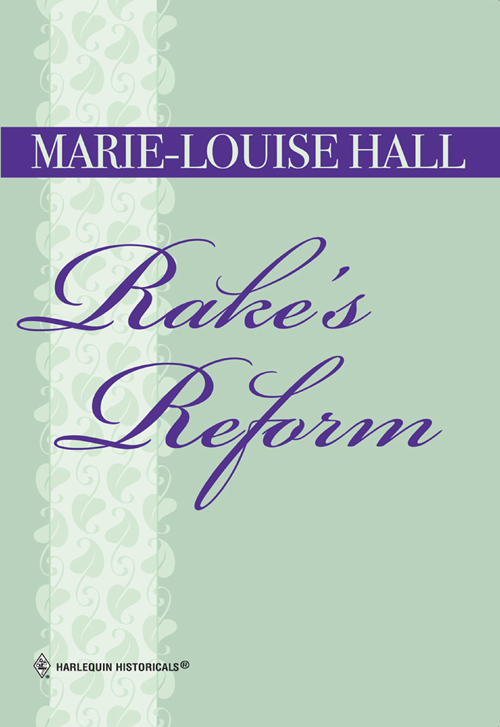 Marie-Louise Hall Rake's Reform julia quinn when he was wicked the epilogue ii