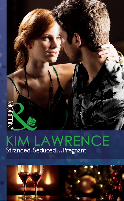 KIM LAWRENCE Stranded, Seduced...Pregnant pure for her