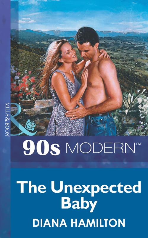Diana Hamilton The Unexpected Baby