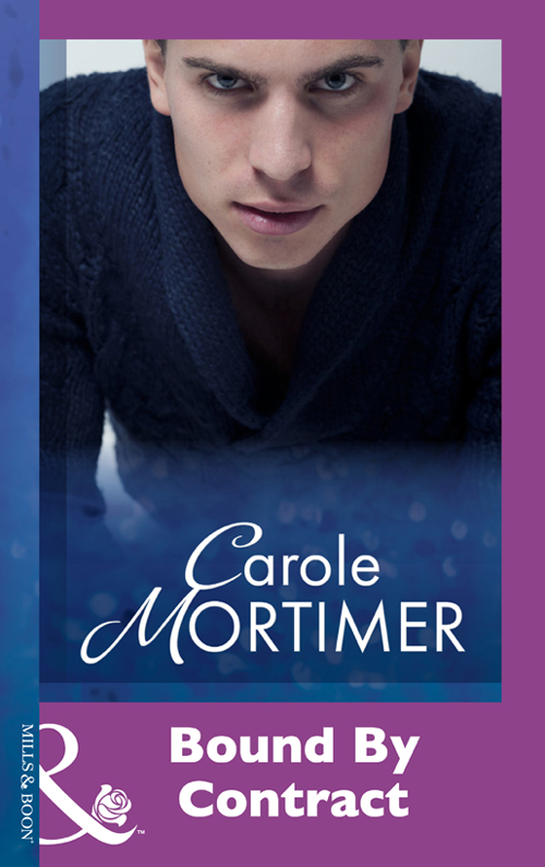 Carole Mortimer Bound By Contract carole mortimer the millionaire s contract bride