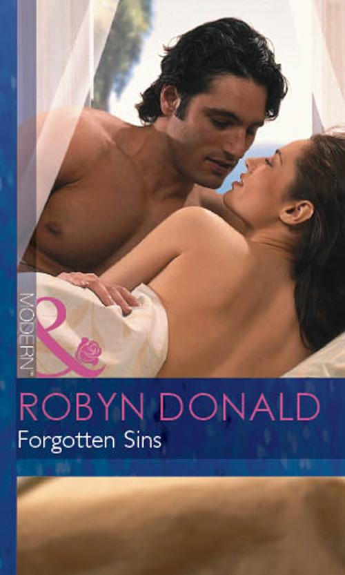 Robyn Donald Forgotten Sins