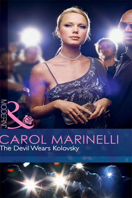 CAROL MARINELLI The Devil Wears Kolovsky цены