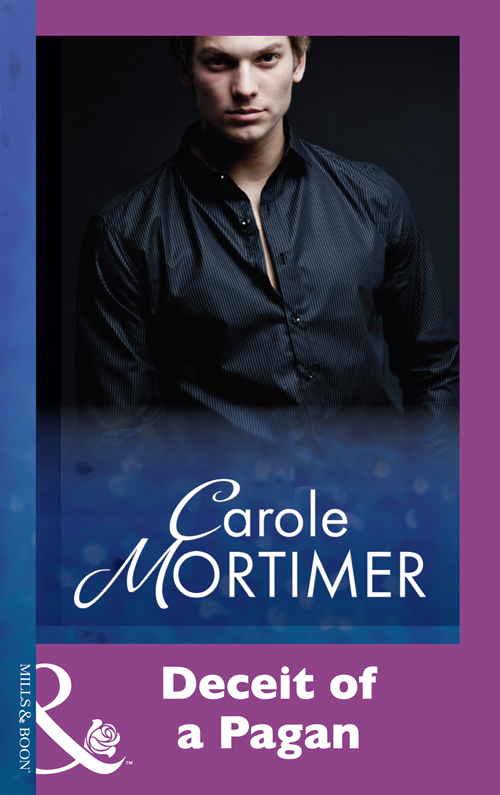 Carole Mortimer Deceit Of A Pagan carole mortimer a rogue and a pirate