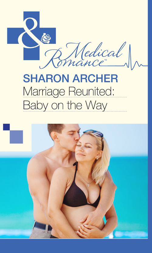 Sharon Archer Marriage Reunited: Baby on the Way sharon glassman blame it on hoboken