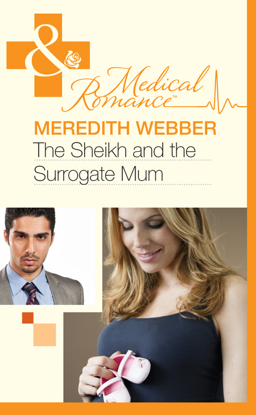 Meredith Webber The Sheikh and the Surrogate Mum