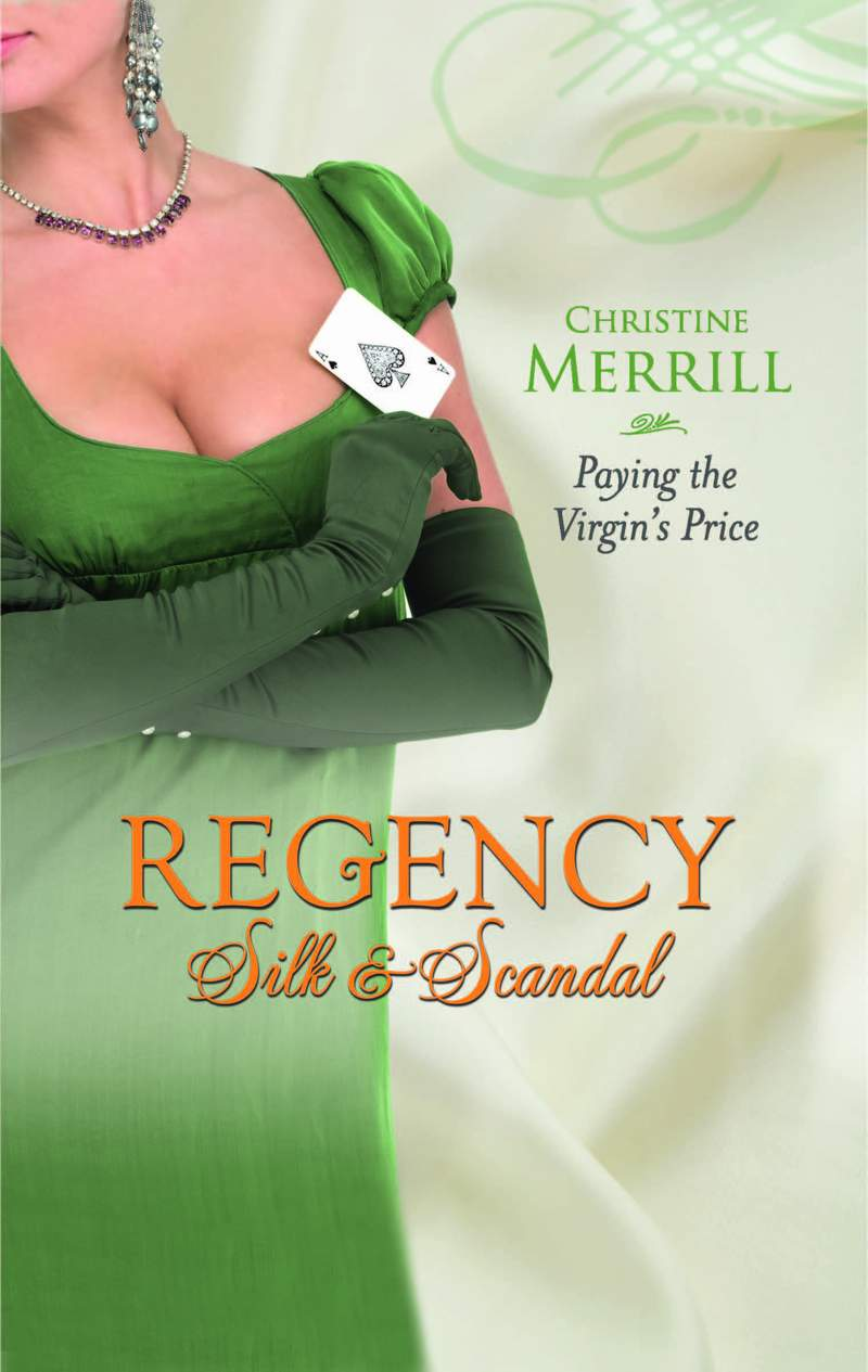 Christine Merrill Paying the Virgin's Price christine merrill the wedding game