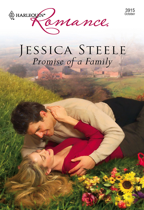 Jessica Steele Promise Of A Family