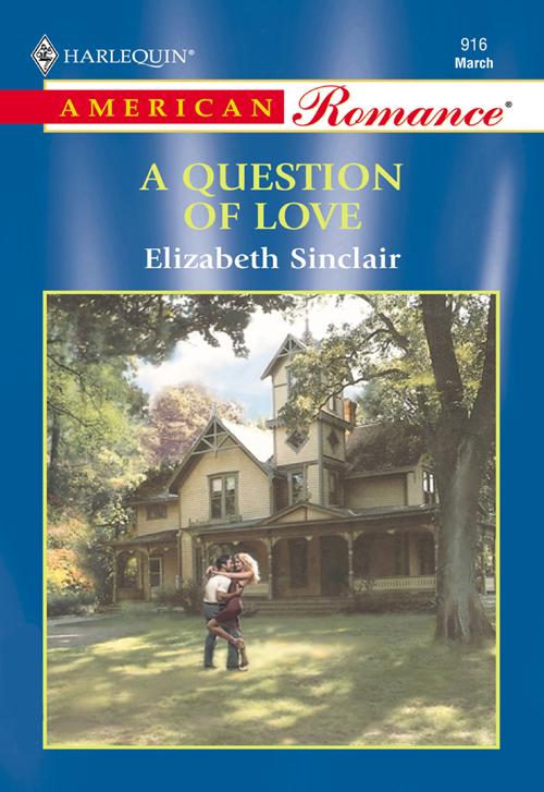 лучшая цена Elizabeth Sinclair A Question Of Love