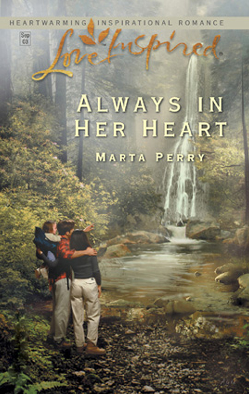 Marta Perry Always in Her Heart