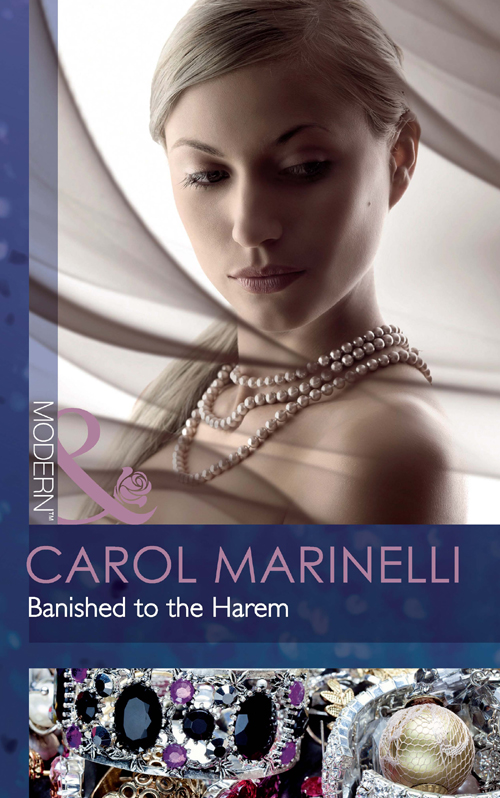 CAROL MARINELLI Banished to the Harem carol marinelli secret sheikh secret baby