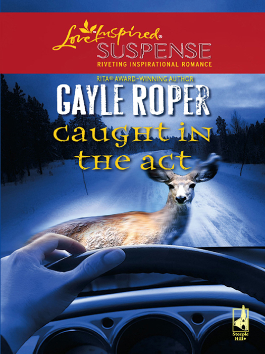 Gayle Roper Caught In The Act ex the