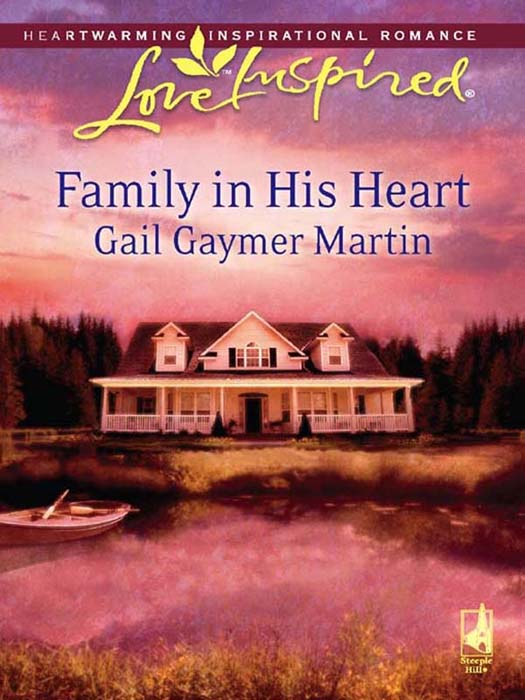 Gail Martin Gaymer Family in His Heart gail martin gaymer bride in training