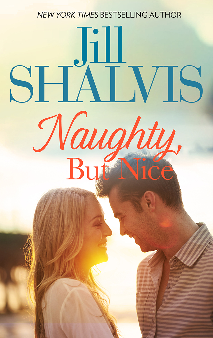 Jill Shalvis Naughty, But Nice more than a conqueror