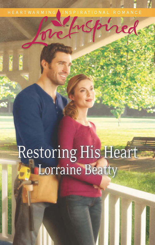 Lorraine Beatty Restoring His Heart лонгслив s cool