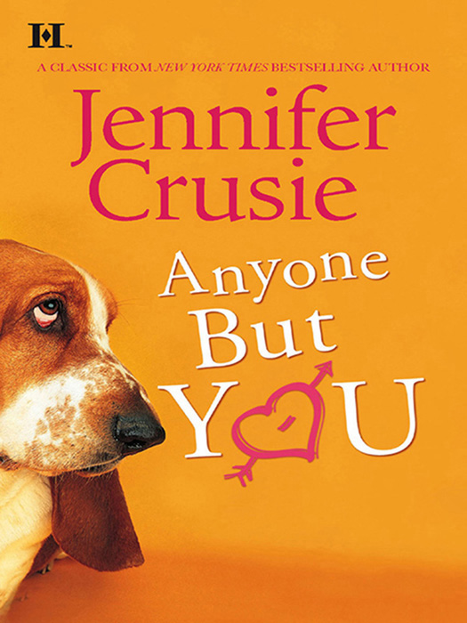 Jennifer Crusie Anyone But You chip wants a dog